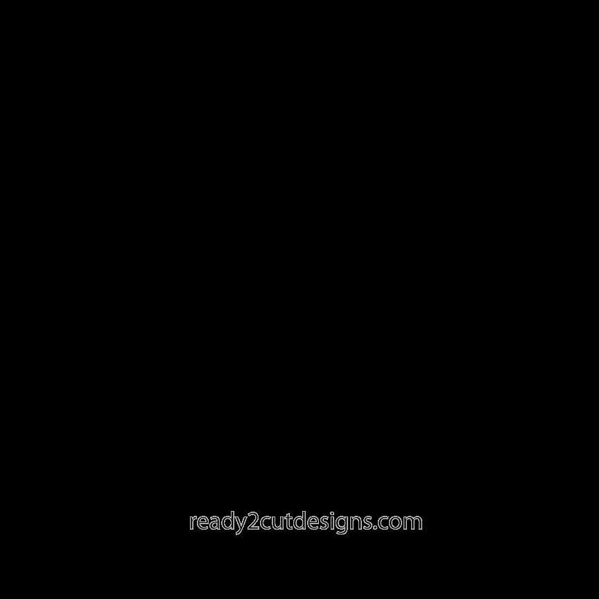 Scrolls calligraphic vector files