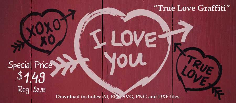 True Love Graffiti