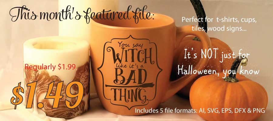 You say witch like it' a bad thing