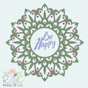 Mandala for Monograms digital download