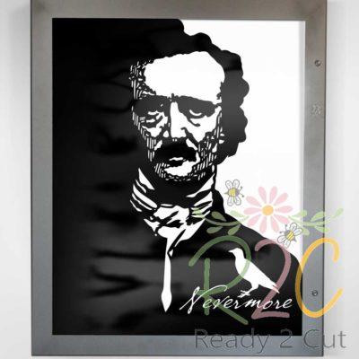 Edgar Allan Poe design set