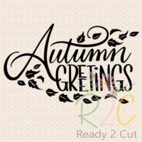 Autumn Greetings digital file download
