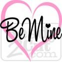Be Mine Script 2 color