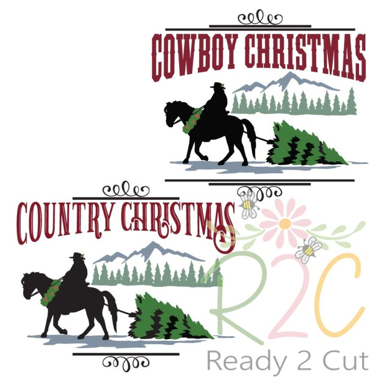 Cowboy Christmas and Country Christmas