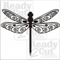 Dragonfly Fancy - vector image