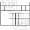 Dry Erase Board - Blank