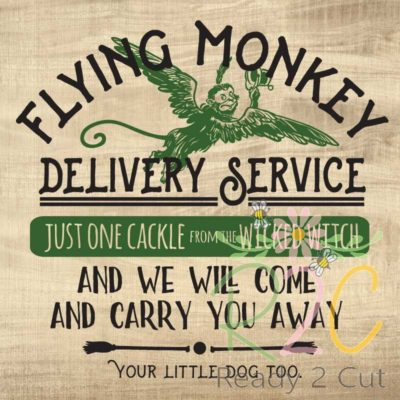Flying Monkey Delivery Service