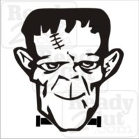 Frankenstein's Monster - vector files to download