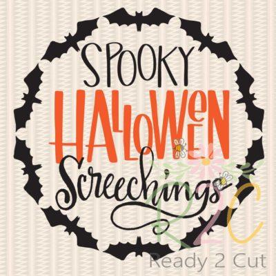 Spooku Halloween Screechings