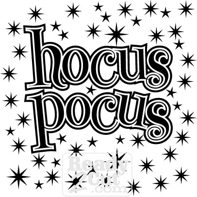 Hocus Pocus free file download for October