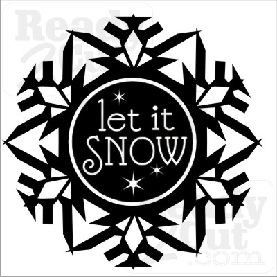 Let it Snow 2 - vector files for download