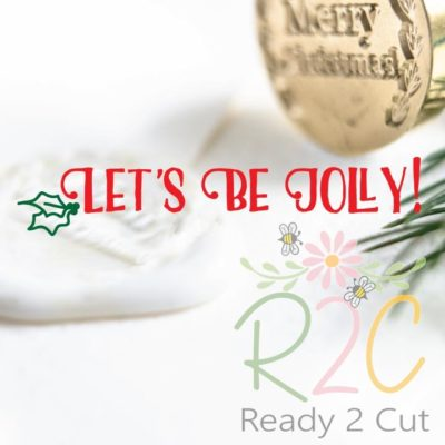Let's Be Jolly!