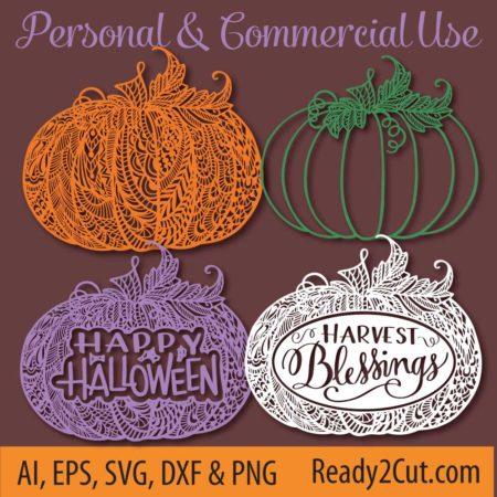 tangled pumpkins