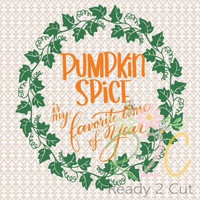 Pumpkin Spice is my favorite time of year 2