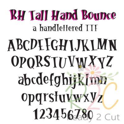 RH Tall Hand Bounce