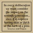 Iriquois Law