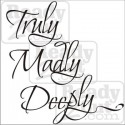 Truly Madly Deeply