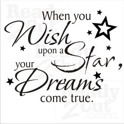 when you wish upon a star your dreams come true essay