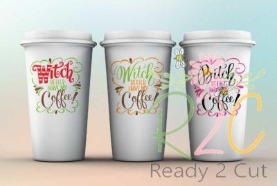 Witch better have... mug design